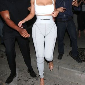 BRAND NEW WITH TAGS ALEXANDER WANG LEGGINGS